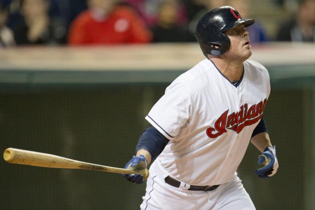 Jason Giambi 3rd Oldest Indian Player to Homer