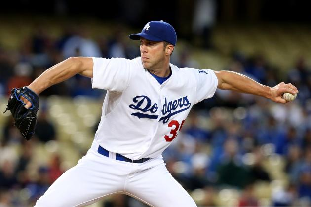 Chris Capuano Aggravated Calf Injury Sprinting to Greinke-Quentin Incident