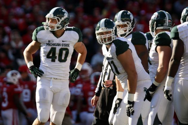 Michigan State Seniors Choose Sides for Green-White Game