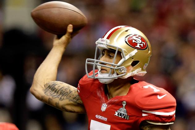 Kaepernick: First Half, Not Final Plays, Were Super Bowl Problem