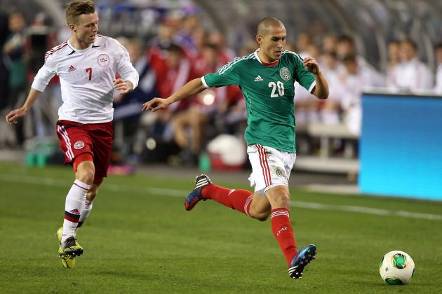 Mexico vs. Peru: Lackluster Friendly Draw Proves El Tri Are Not a World Cup Lock