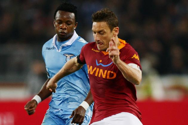 Roma vs. Lazio: What to Expect from the Coppa Italia Final