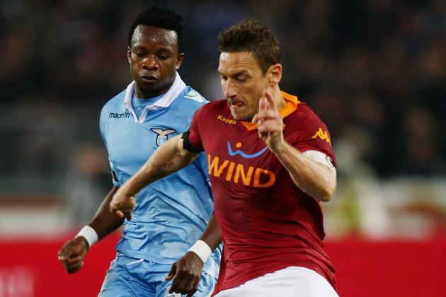 Roma vs. Lazio: What to Expect from the Coppa Italia Final