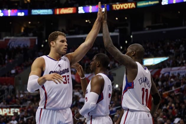 LA Clippers Playoff Schedule: TV Info and Predictions for First Round