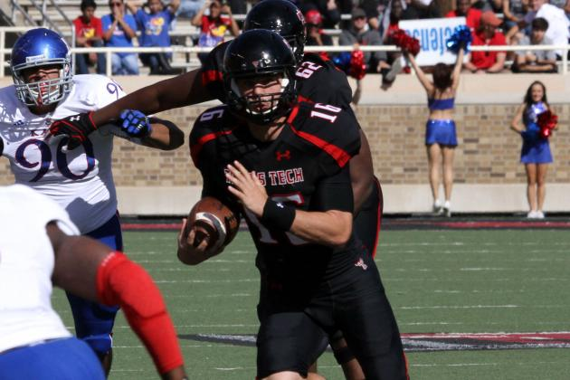 Updating the Big 12 Spring QB Races