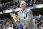 Doug Collins Officially Resigns as 76ers Coach