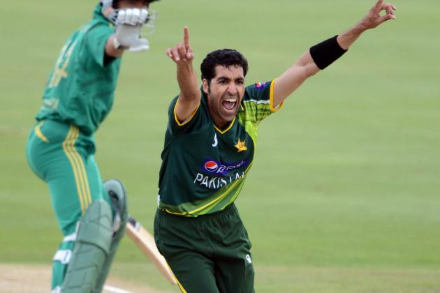 Injured Gul to Miss Champions Trophy