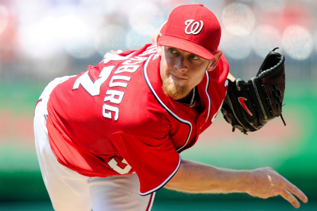 Comparing Stephen Strasburg's Early Dominance to Other Phenom Flamethrowers