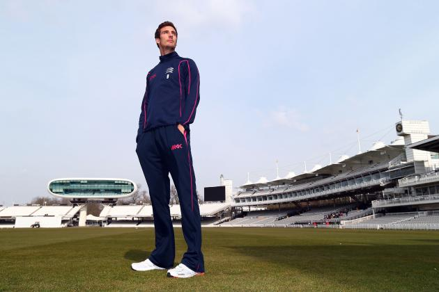 Steven Finn: Fired Up for a Year That Will Shape His Career