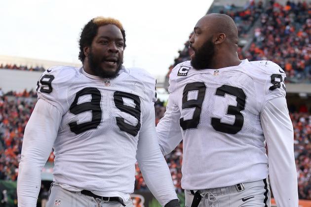Raiders Draft Outlook: Defensive Line
