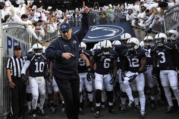 Penn State Spring Game 2013: Date, Start Time, TV Info and More