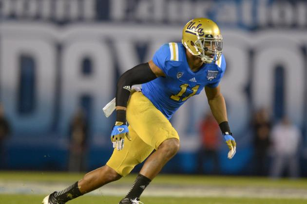 Barr Could Impact Bruins' Red Zone Offense