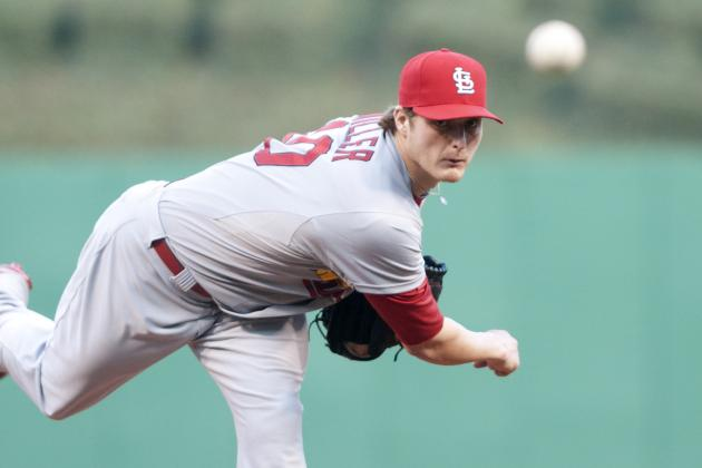 Cardinals Rookie Shelby Miller Is Living Up to His Billing