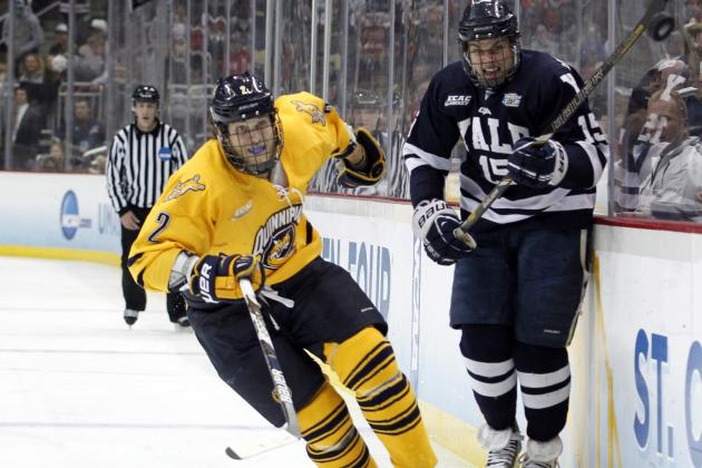 Report: Islanders Sign Quinnipiac's Mike Dalhuisen