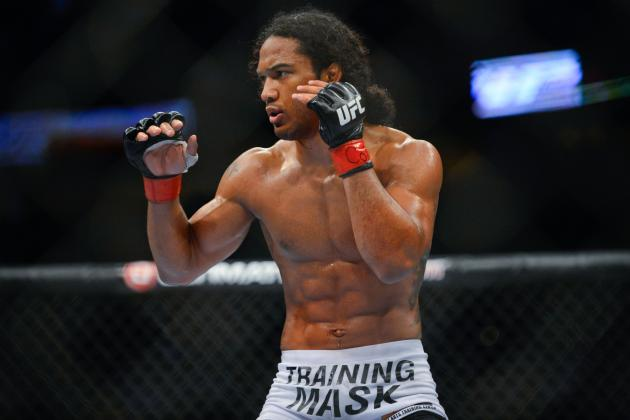 UFC on FOX 7: Benson Henderson Wants to Fight Jose Aldo in Brazil