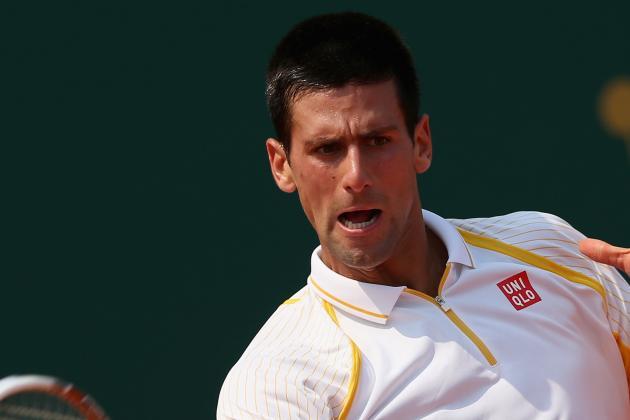 Djokovic, Nadal Reach Monte Carlo Quarterfinals