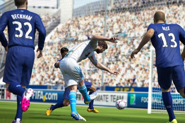 FIFA 14: Breaking Down New Ball Physics and More Announced Features
