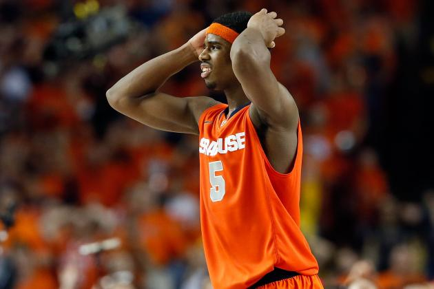 If C.J. Fair Projects as a Late First-Rounder Will He Chase the NBA Money?