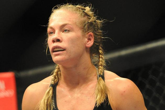 Julie Kedzie vs. Germaine De Randamie Set for UFC on FOX 8
