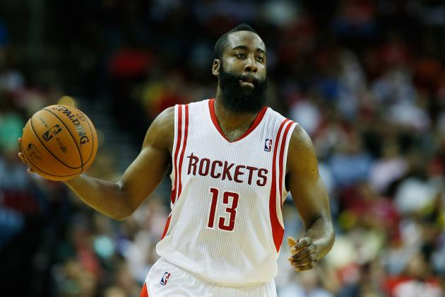 Houston Rockets Playoff Schedule: TV Info and Predictions for First Round