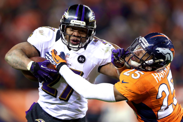 Baltimore Ravens vs. Denver Broncos to Open 2013 NFL Season