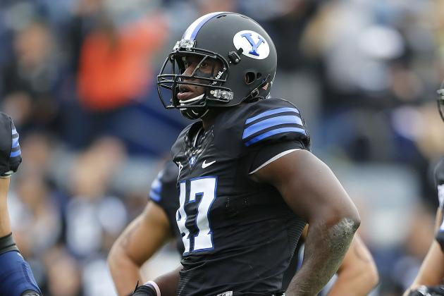 The Mag: Ansah Is Draft's Top Defensive End