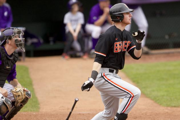 College Baseball: Oregon State Beavers Top Latest NCAA RPI Poll