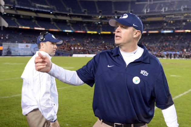 Martzen Brings SEC, Pac-12 Experience to BYU