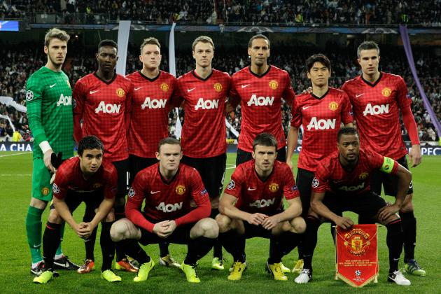 What Will Be Manchester United's Starting XI for the 2013-14 Season?