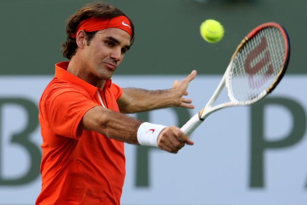 Roger Federer Will Regain No. 2 Ranking After Andy Murray's Loss in Monte Carlo