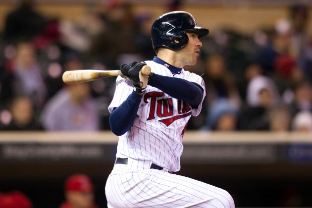 Joe Mauer's Locked In, and Justin Morneau's Not Surprised