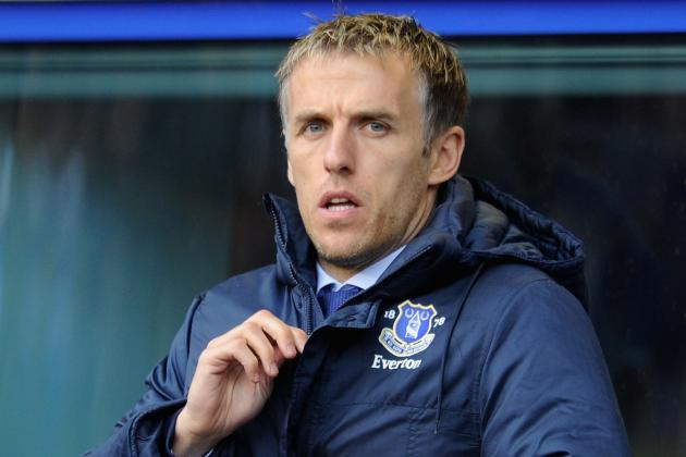 Coleman: Phil Neville Inspiring Everton's Top-Four Push