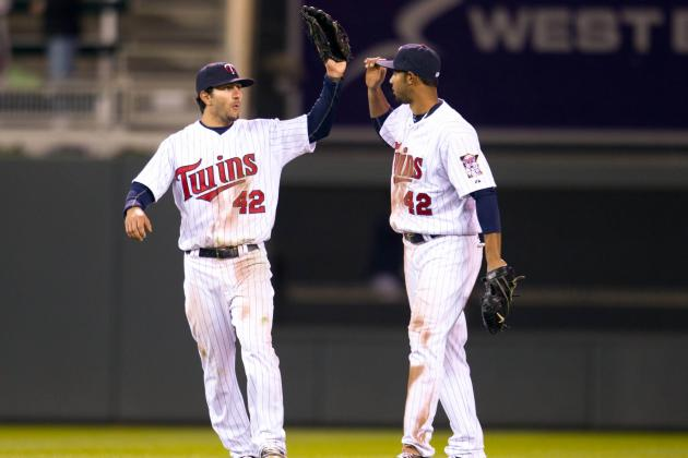 Twins Find Themselves with Outfield Surplus