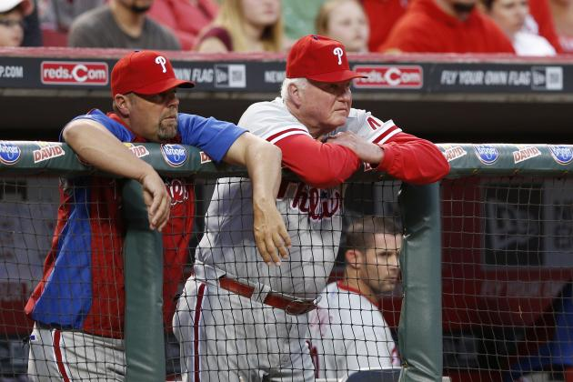 Philadelphia Phillies: Despite Optimism, Team Proving It's No Better Than 2012
