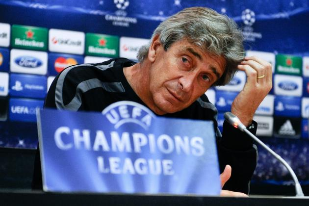 Chelsea 'In Talks over Move for Pellegrini'