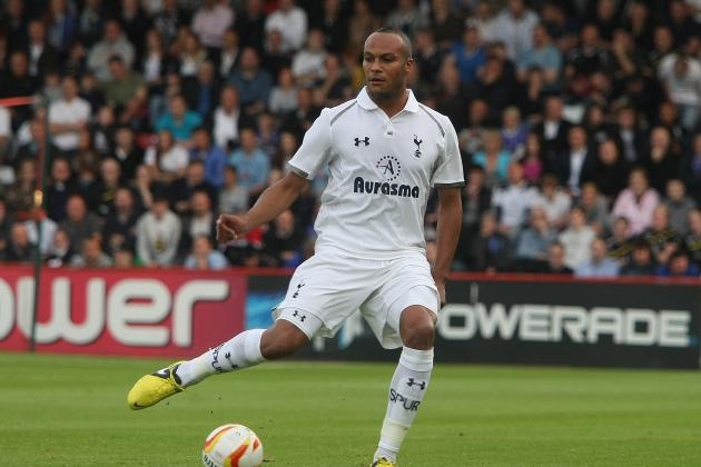 Tottenham Confirm Younes Kaboul Injury Setback
