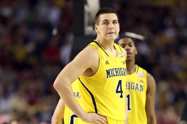 Michigan's McGary, Robinson Both Returning to School