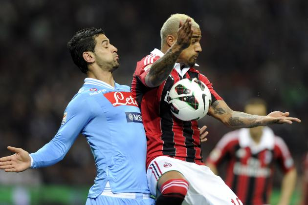 Manchester City Manager Wants AC Milan Midfielder