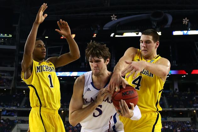 Glenn Robinson III and Mitch McGary Will Remain at Michigan