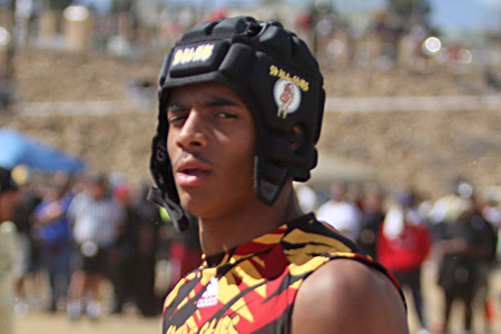 USC Wise to Offer Scholarship to Snoop Dogg's Son, 2015 WR Cordell Broadus