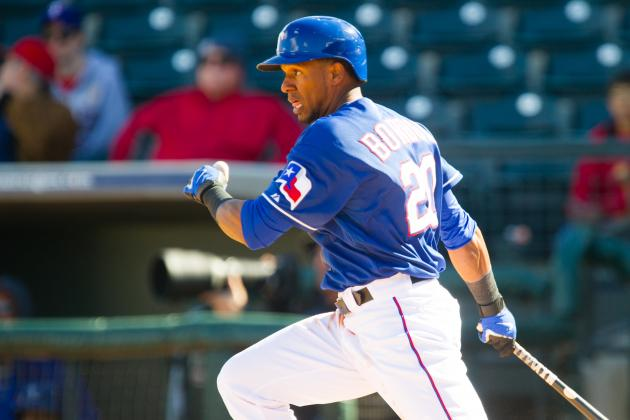 Rangers Seek Pitching for Borbon