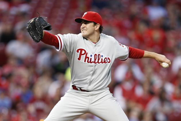 Phillies Place Lannan on DL Due to Quad Strain