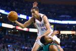 NBA Unveils New Flopping Rules for Playoffs