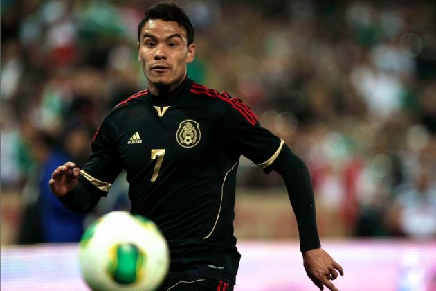 Mexico vs. Peru: Lackluster Friendly Draw Proves El Tri Are Not a World Cup Lock