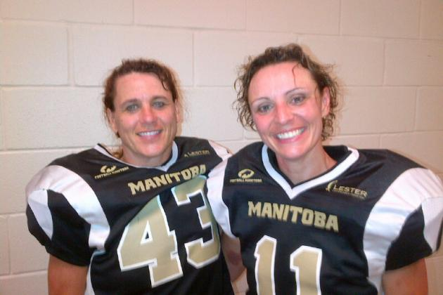 Manitoba Fearless Sends 3 to the Canadian National Football Team