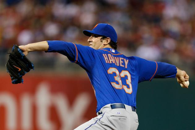 Harvey Versus Strasburg: Previewing the Great Pitcher's Duel