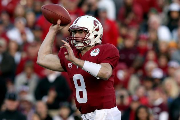 Athlon Ranks the Pac-12 Quarterbacks