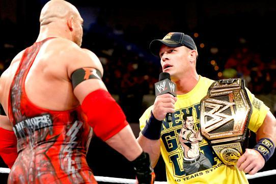 WWE Extreme Rules 2013: Matches in Desperate Need of Stipulations