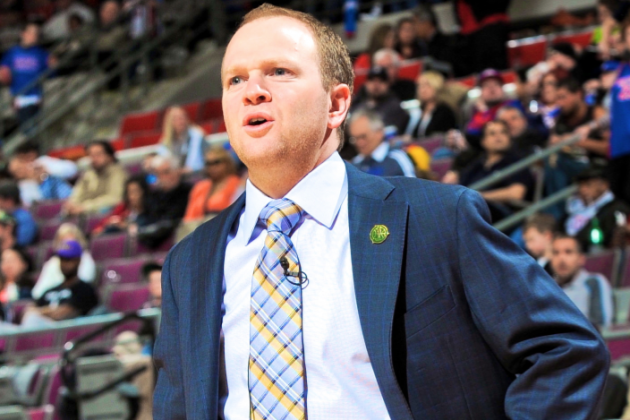 Lawrence Frank Fired as Detroit Pistons Head Coach