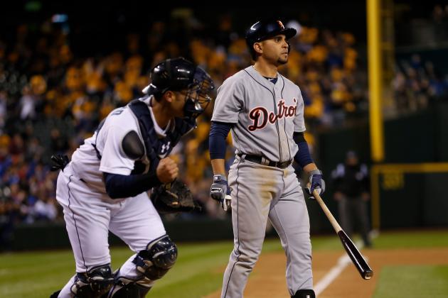 ESPN Gamecast: Tigers vs. Mariners